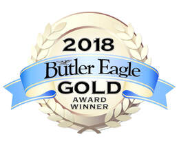 2018 Butler Eagle Gold Award Winner