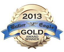2013 Butler Eagle Gold Award Winner