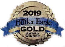 2019 Butler Eagle Gold Award Winner